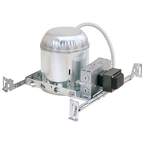 """Nora 6"""" Low Volt New Construction Recessed Housing"""