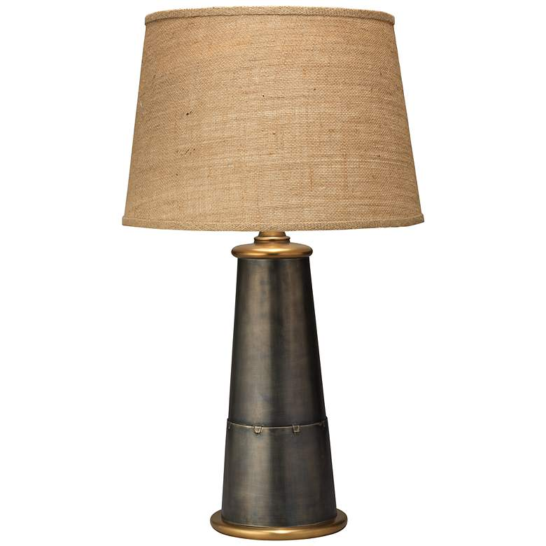 Jamie Young Funnel Collection Iron Table Lamp