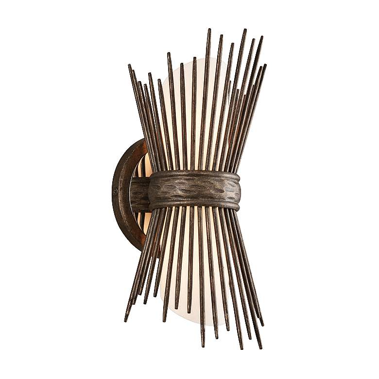 """Blink 14"""" High Cottage Bronze Wall Sconce"""