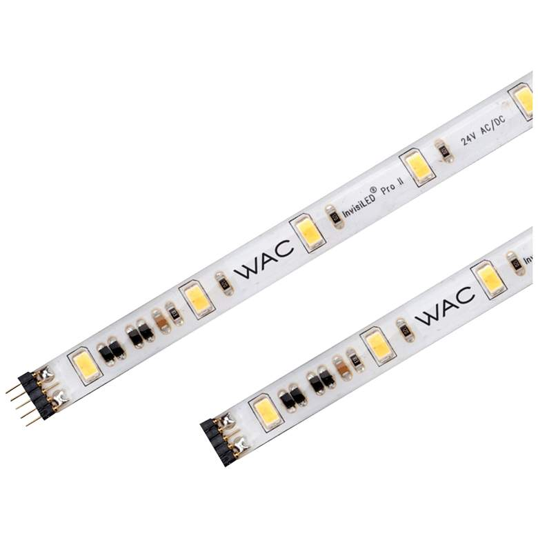 "WAC InvisiLED Pro 2 White 60"" Wide 2700K Tape Light"