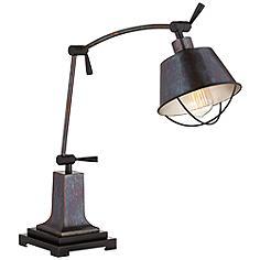 Uttermost Henry Industrial Desk Lamp
