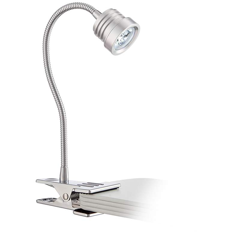 Tyler Collection Gooseneck Large LED Clip Light