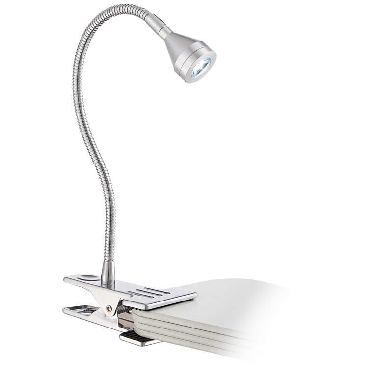 Tyler Gooseneck Tapered LED Clip Light