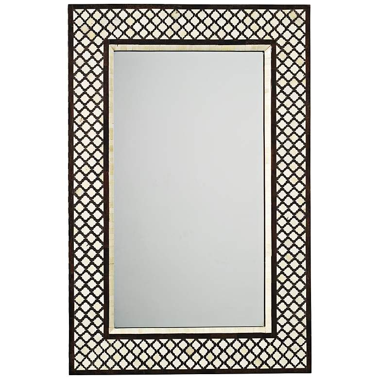 """Jamie Young Mughal 24"""" x 36"""" Rectangle Wall"""