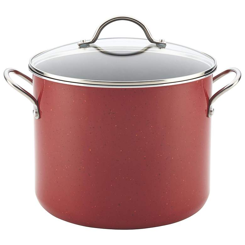 Farberware New Traditions 12-Quart Covered Stockpot