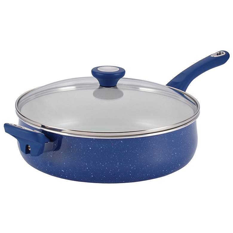 Farberware New Traditions Blue 5-Quart Jumbo Cooker