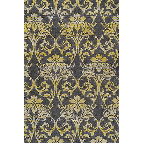 Dalyn Grand Tour GT501 Pewter Area Rug