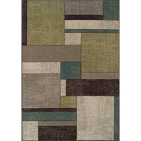 Dalyn Radiance RD550 Multi Colored Area Rug