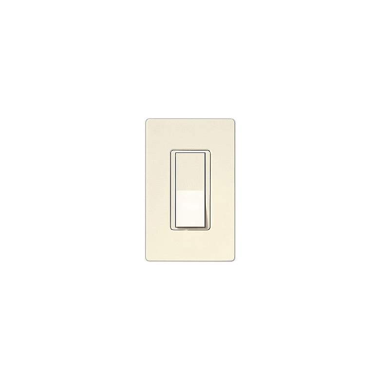 Leviton Decora Rocker Switch 3-Way- Light Almond
