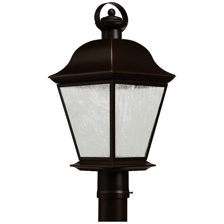 """Kichler Mount Vernon 20 3/4"""" High LED Outdoor Post Light"""
