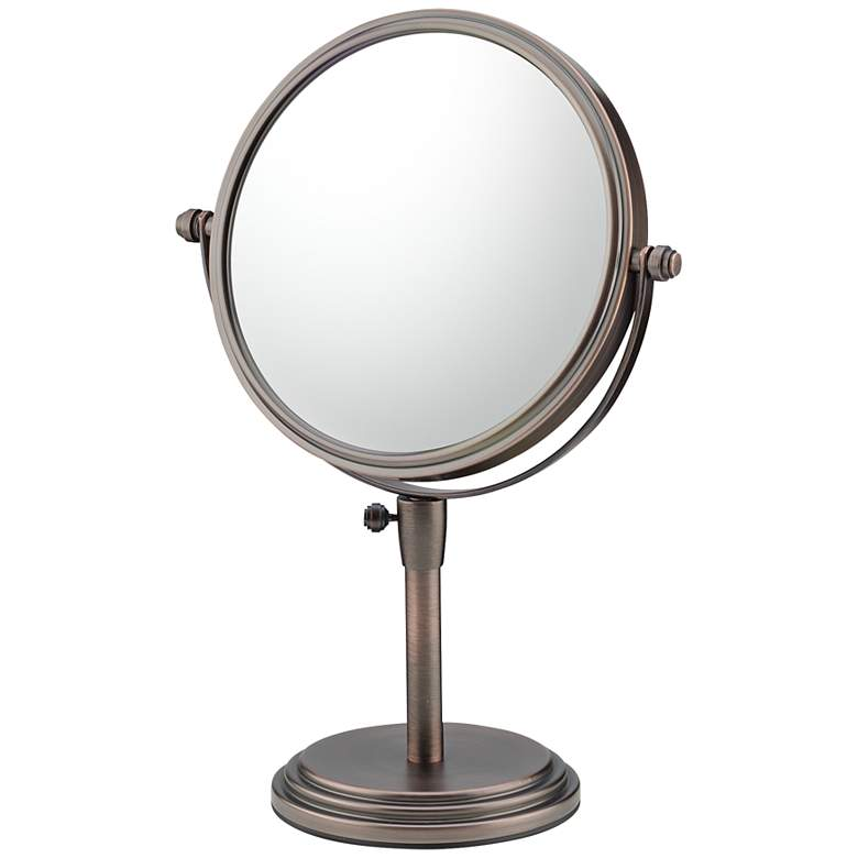 Aptations Classic Italian Bronze Makeup Mirror