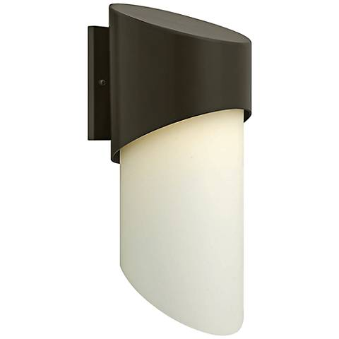 "Hinkley Solo 20 3/4"" High Bronze Outdoor Wall Light"