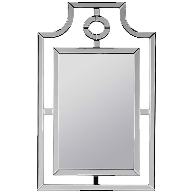 "Cooper Classics Silverson 30"" x 48"" Frameless Wall Mirror"