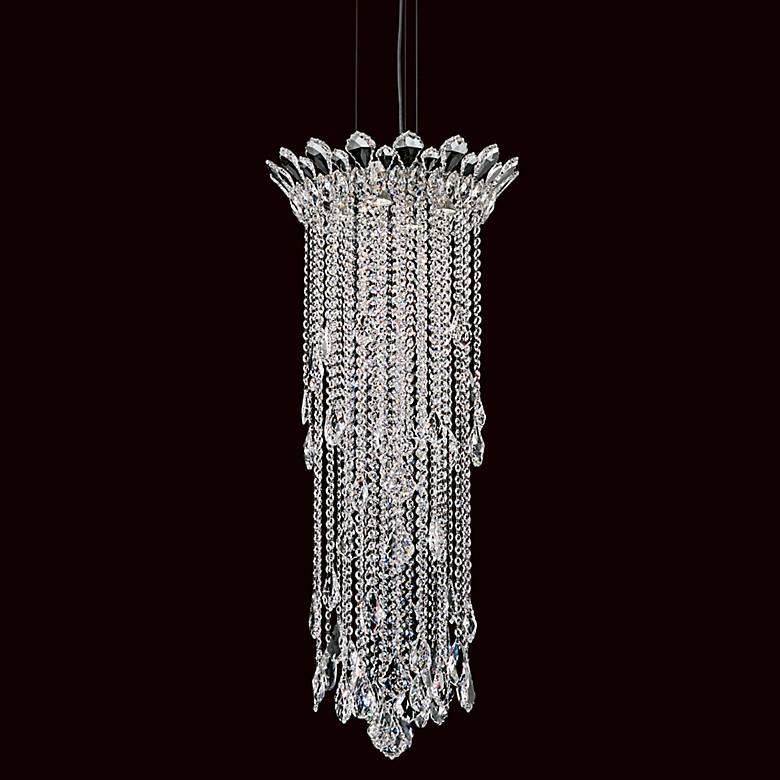 "Schonbek Trilliane Strand 17"" Wide Crystal Pendant Light"