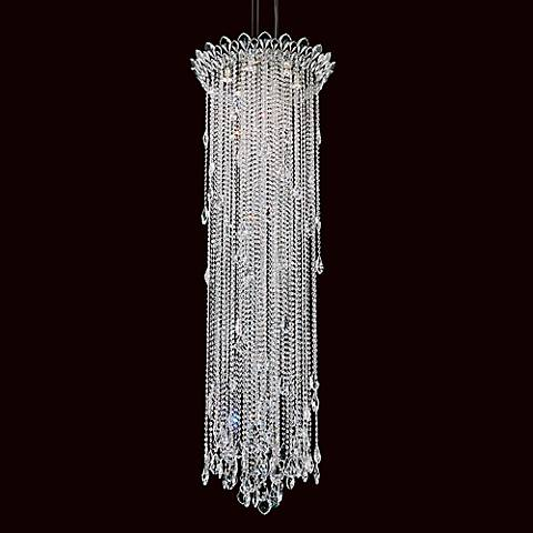"Schonbek Trilliane Strand 24"" Wide Crystal Pendant Light"
