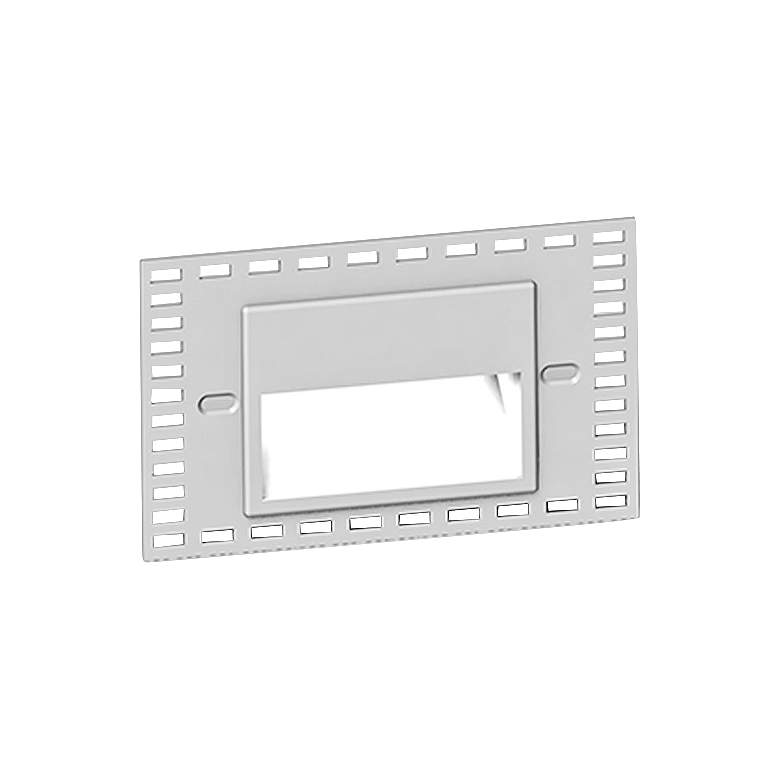 "WAC LEDme® 5"" Wide White LED Steplight"