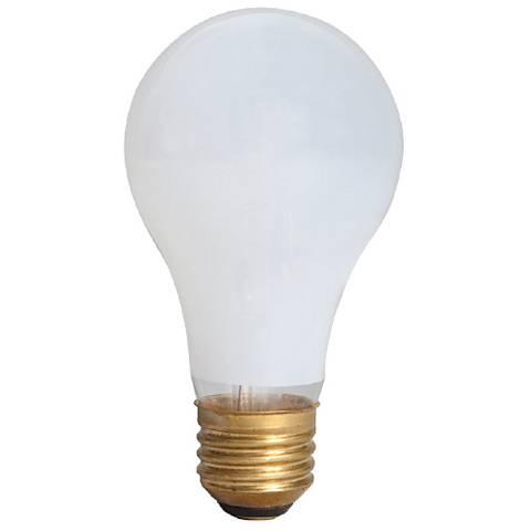 Good Night Dimmer 42 Watt Frosted Halogen Light Bulb