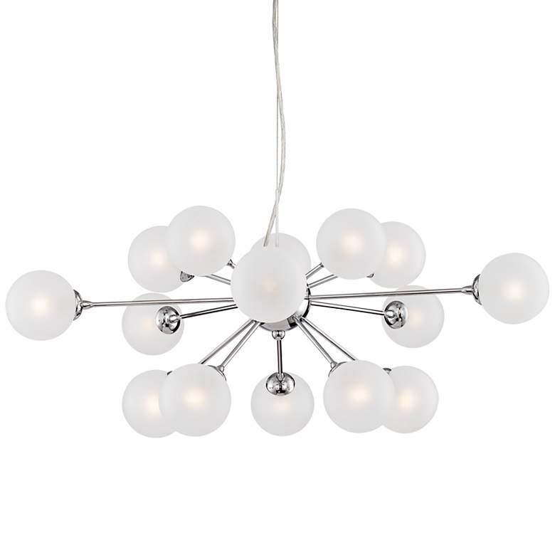 "Ramona 32""W LED Pendant Light by Possini Euro Design"