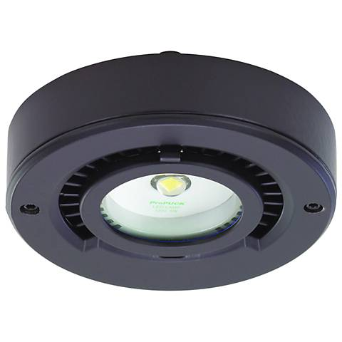 "ProPuck Bronze 4"" Wide LED Undercabinet Light"