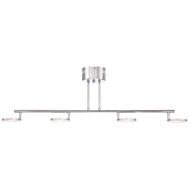 Pro Track® Artesia 4-Light Chrome LED Track Light