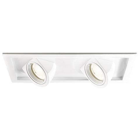 WAC Tesla LED 25 Degree Recessed Trim and Square Housing