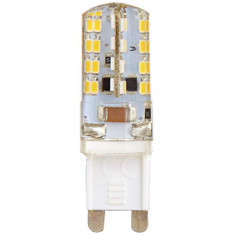 20 Watt Equivalent Tesler 2 Watt LED Non-Dimmable G9 Bulb