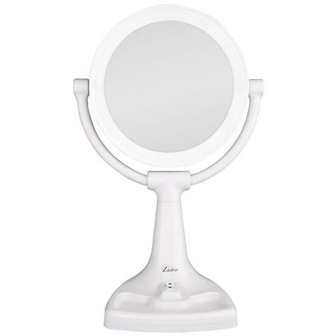 "Bright Sunlight 9"" x 17 1/2"" Makeup Mirror"