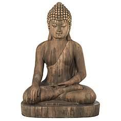 Sitting Buddha Faux Sandstone 29 1 2