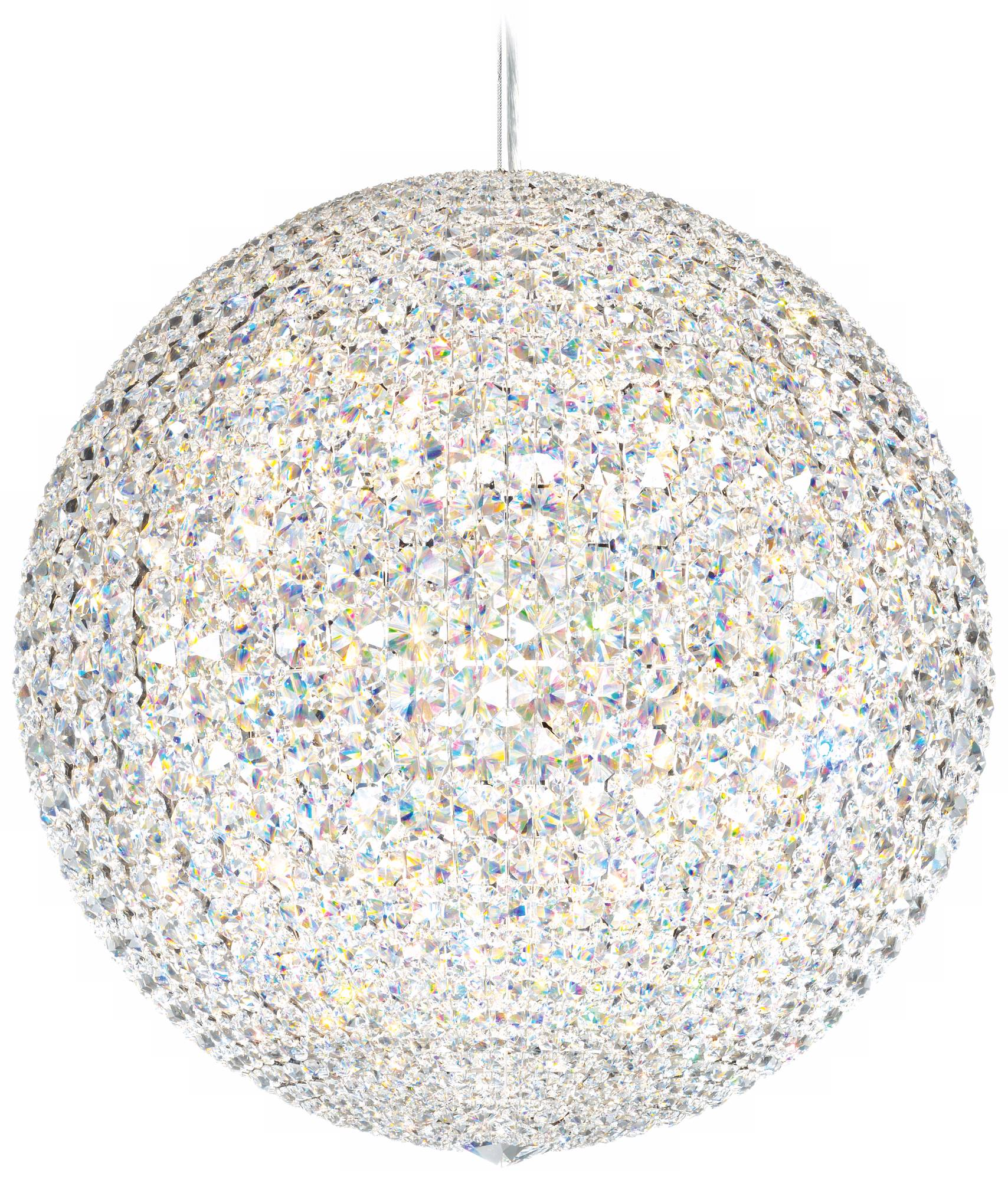Schonbek Milano 22 1 2 Quot W Midnight Gild Crystal Pendant