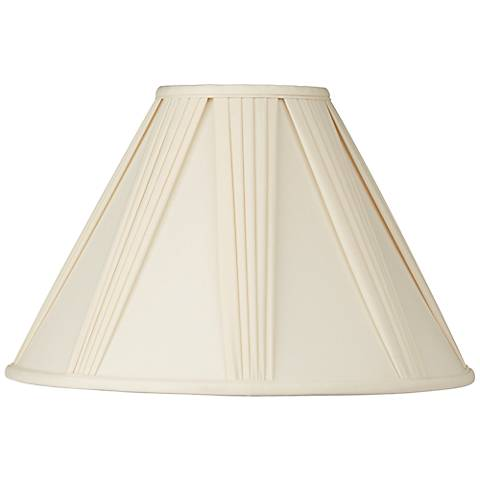 Springcrest™ Ivory Lamp Shade 6x17x12 (Spider)