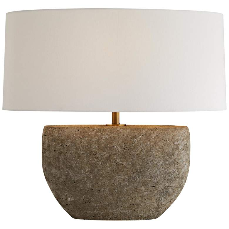 Arteriors Home Odessa Fossil Table Lamp - #60A32
