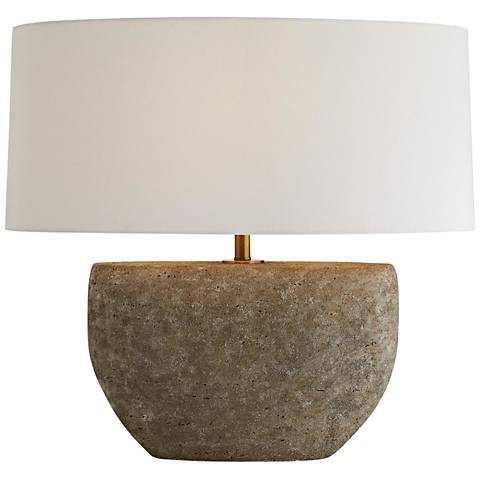 Arteriors Home Odessa Fossil Table Lamp