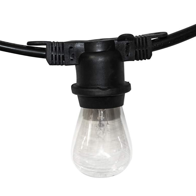 Aspen Brands 24-Light City Metro Outdoor LED String Light