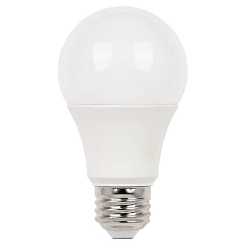 60 Watt Equivalent 10 Watt LED Dimmable  A19 T24 Bulb
