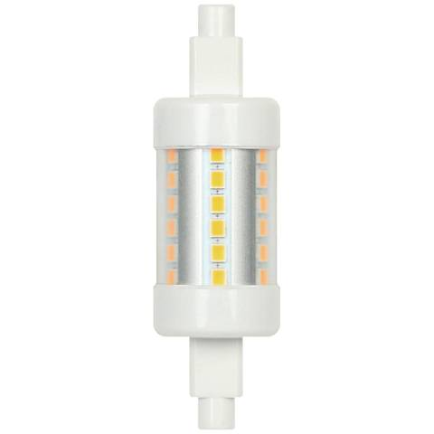 40W Equivalent Double-Ended 5W LED Non-Dimmable R7S T3 Bulb