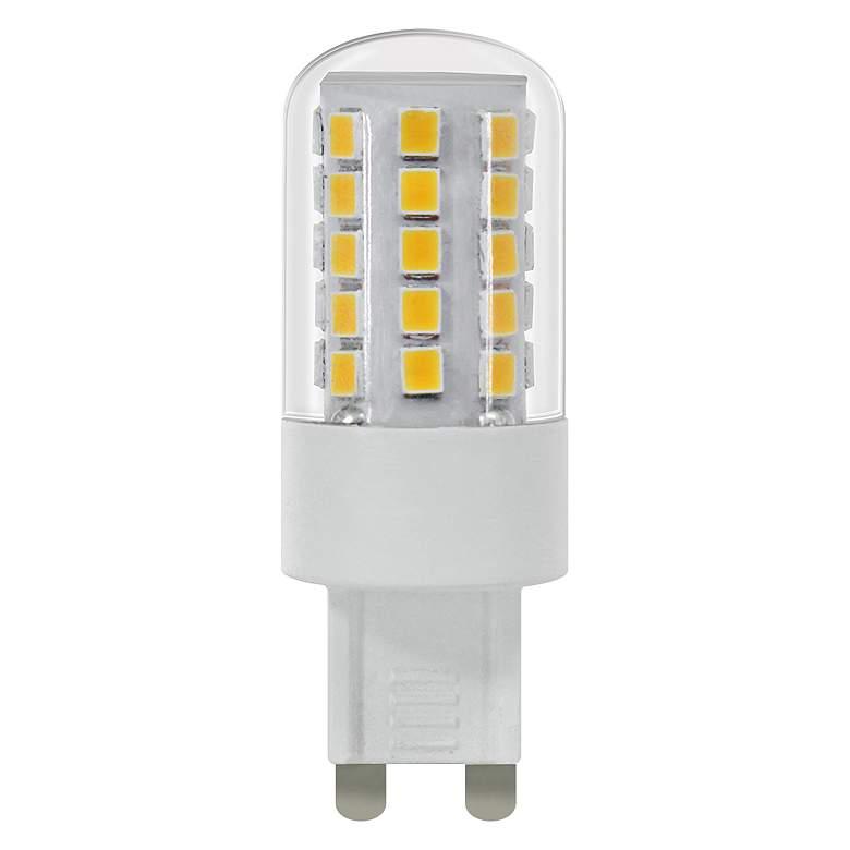 40 Watt Equivalent 4.5 Watt LED Dimmable G9 Bulb