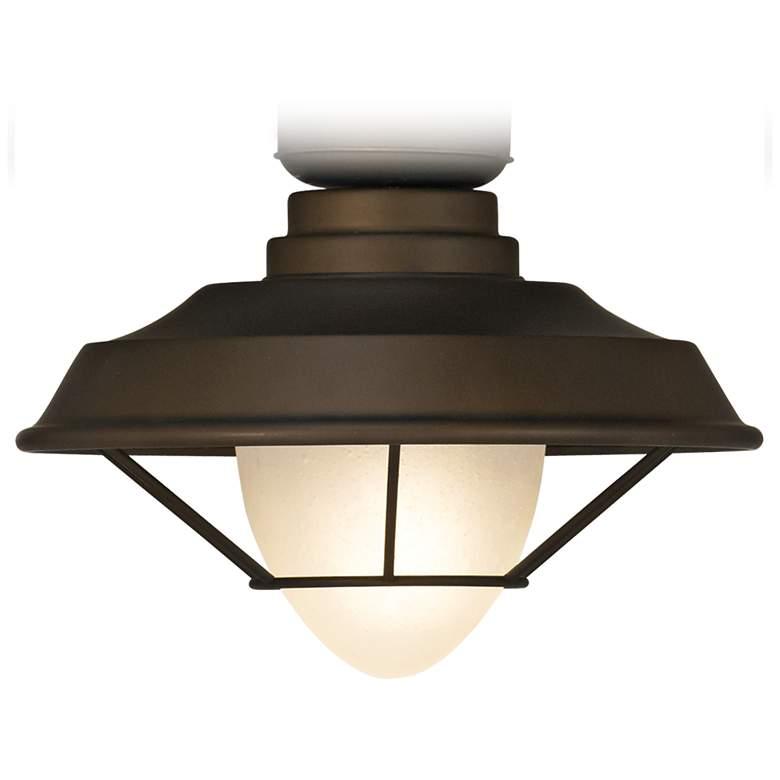 Casa Vieja Bronze Outdoor Led Ceiling Fan Light Kit 60m93