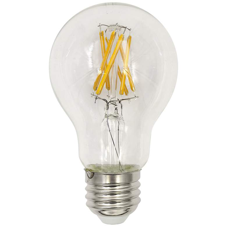 60W Equivalent Clear 7W LED Dimmable Standard Base Bulb