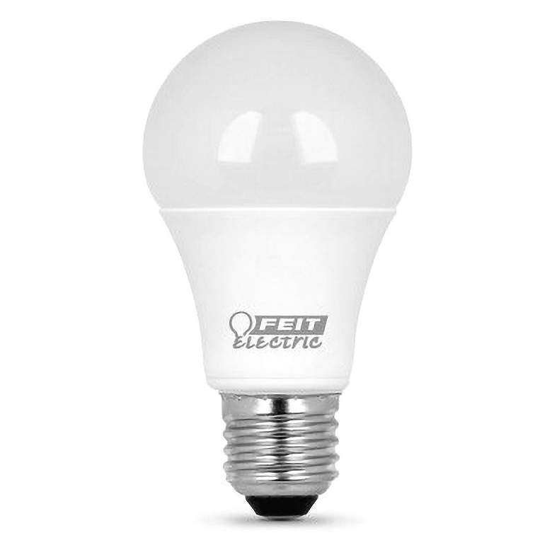 75W Equivalent Frosted 12W A19 LED Dimmable Bulb