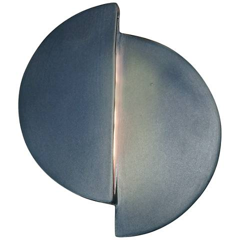 """Ambiance Collection™ 9"""" High Midnight Sky LED Wall Sconce"""