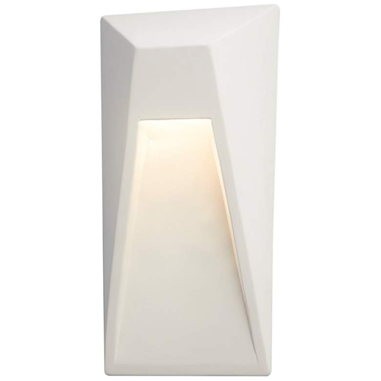 """Ambiance Collection™ 16"""" High Bisque LED Outdoor Wall Light"""