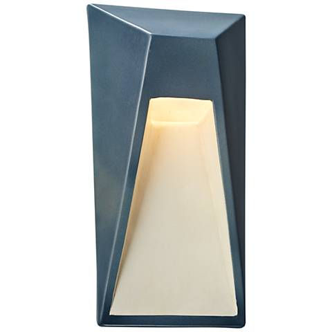 """Ambiance Collection™ 16"""" High Midnight Sky LED Wall Light"""