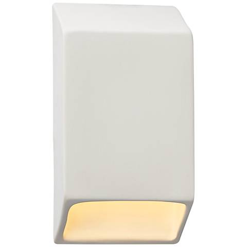 "Ambiance Collection™ 9 1/2""H Bisque LED Outdoor Wall Light"