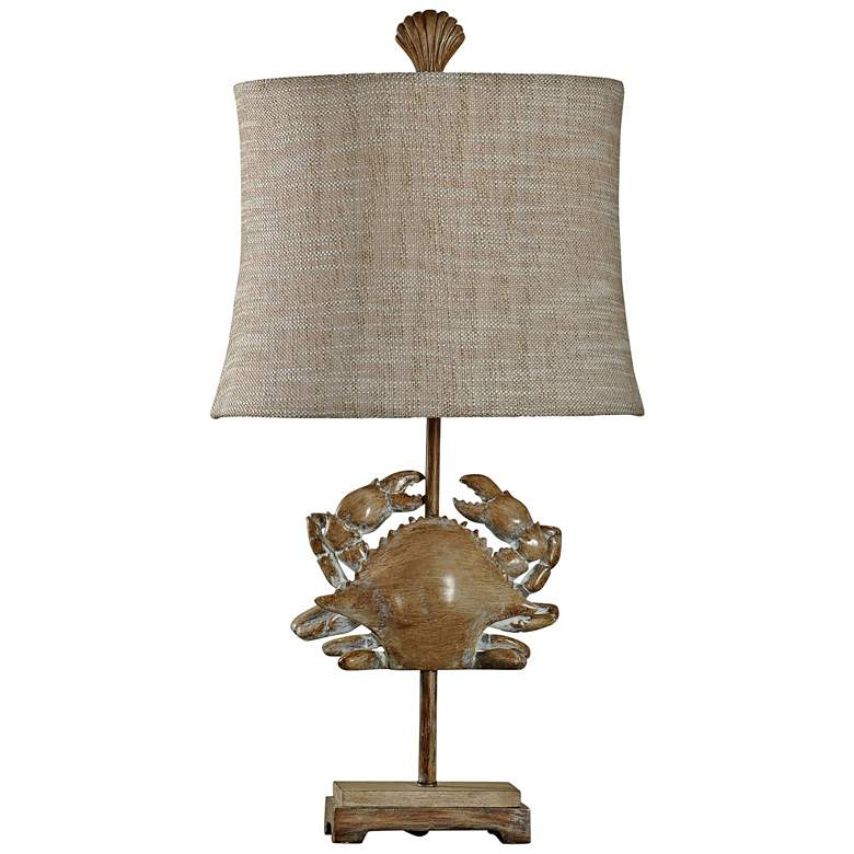 Lakeport Kerala with Royal Ivory Table Lamp
