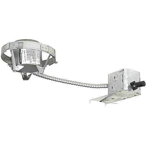 "Lightolier 5"" Line Voltage Non-IC Remodel Recessed Housing"