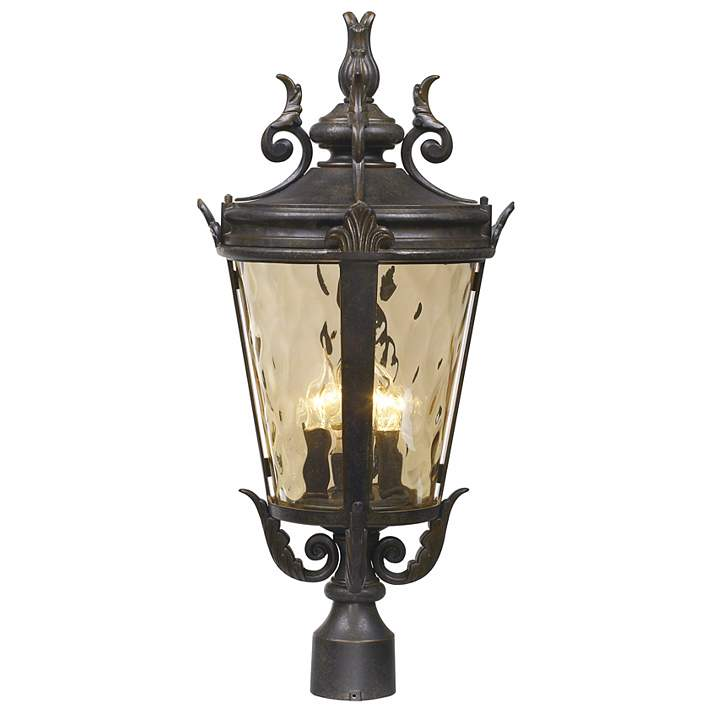 Outdoor Decor Patio Lawn Garden Casa Marseille Traditional Outdoor Ceiling Light Hanging Veranda Bronze 30 Champagne Hammered Glass Damp Rated For Porch Patio Pendant Lights John Timberland Asano Seikotsuin Com