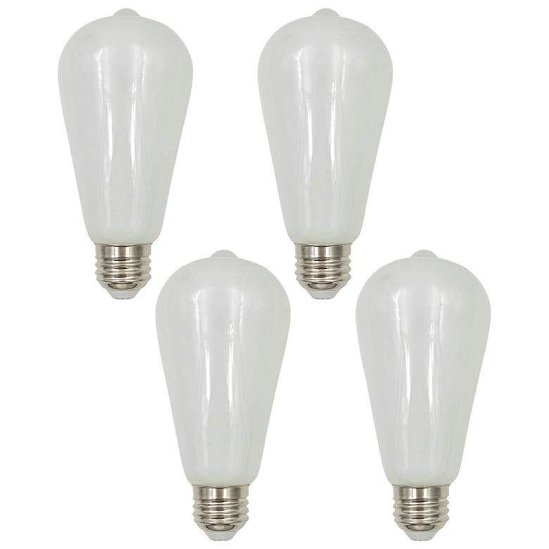 40W Equivalent Tesler Milky 4W LED Dimmable Standard