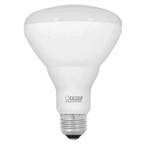 85W Equivalent 12W Feit LED Dimmable JA8 BR30 Bulb