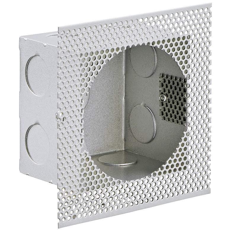 "ET2 Alumilux 4"" Wide White Rough In Box"