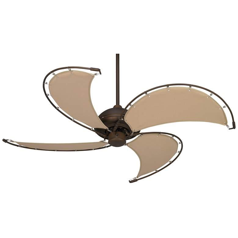 """52"""" Cool Vista II Oil-Rubbed Bronze Ceiling Fan"""